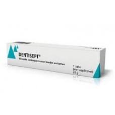 Dentisept: zelfreinigende tandpasta 10% korting